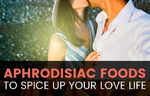 Aphrodisiac Foods can lead to Better Romantic Life