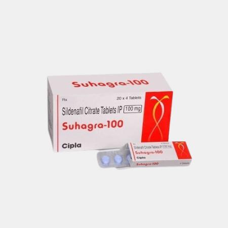 Suhagra 100 Mg